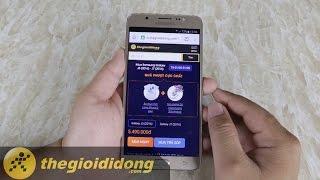2 tính năng mới trên Samsung Galaxy J7 và Galaxy J5 2016 | Thế giới di động