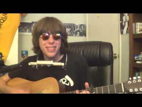 Bob Dylan - Subterranean Homesick Blues (Acoustic Cover)