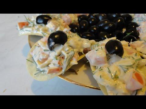 Закуски в тарталетках 33 рецепта с фото