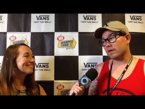 JT of Hawthorne Heights, interview 2