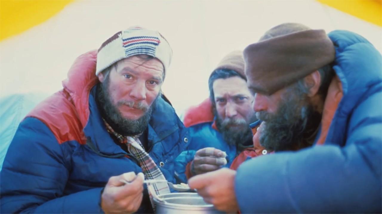 Korona Himalajów Jerzego Kukuczki - Dhaulagiri '85 - YouTube