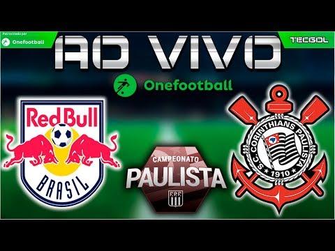 RB Brasil 1x1 Corinthians AO VIVO | Campeonato Paulista 2018 19/02/2018