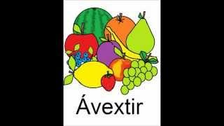 Icelandic Lesson #1: Fruit - Plural And Singular, Pronunciation