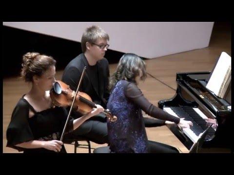 Sandrine Cantoreggi & Connie Shih | Salle de Musique de Chambre de la Philharmonie à Luxembourg