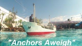 CVP - Rc Kumo Cargo Ship [Anchors Aweigh]