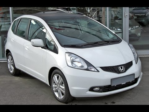2008 Honda Jazz Review (Start Up, In Depth Tour, Engine)