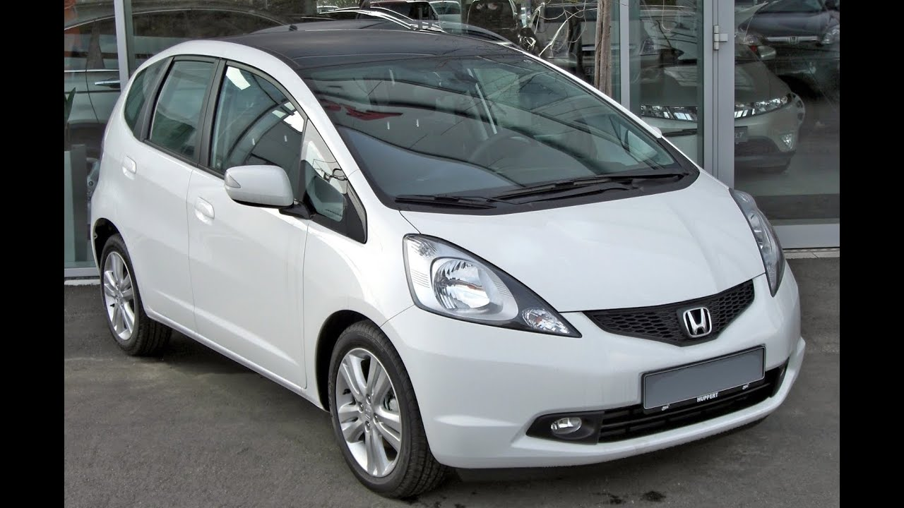 2008 honda jazz review start up in depth tour engine youtube. Black Bedroom Furniture Sets. Home Design Ideas