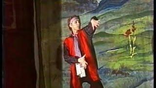 "Rashid Ahmedov Karacev dancing: ""Don Quixote"" Gara Garayev (Baku Music Academy)"