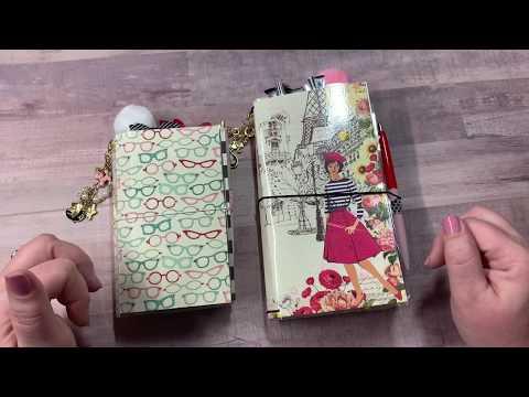 Authentique Travelers Notebooks