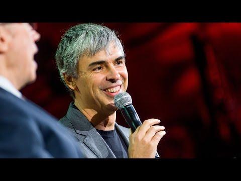 Larry Page: 'I chose Google so Sergey chose Alphabet'