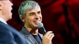 Larry Page: 'I chose Google so Sergey chose Alphabet'   Fortune