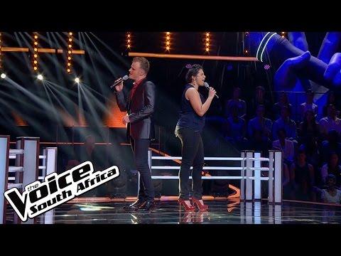 Josh vs Jeanne-Mari - Dancing On My Own | The Battles | The Voice SA Season 2