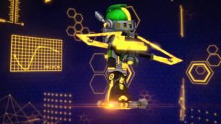 Aaron - LEGO Nexo Knights - Trailer