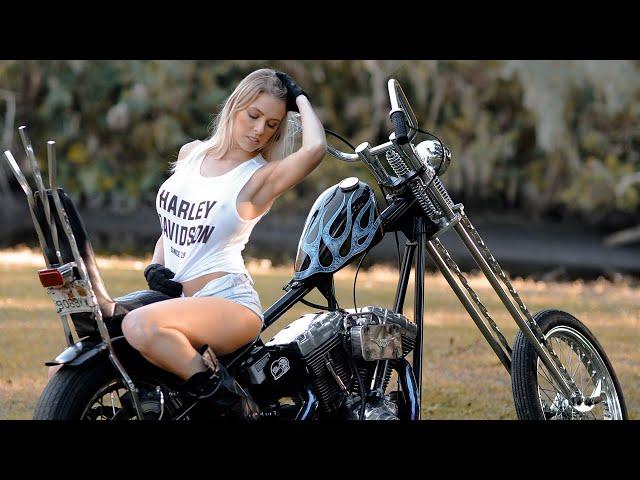 Chopporama Custom Chopper Show at Gibtown Bike Fest Florida