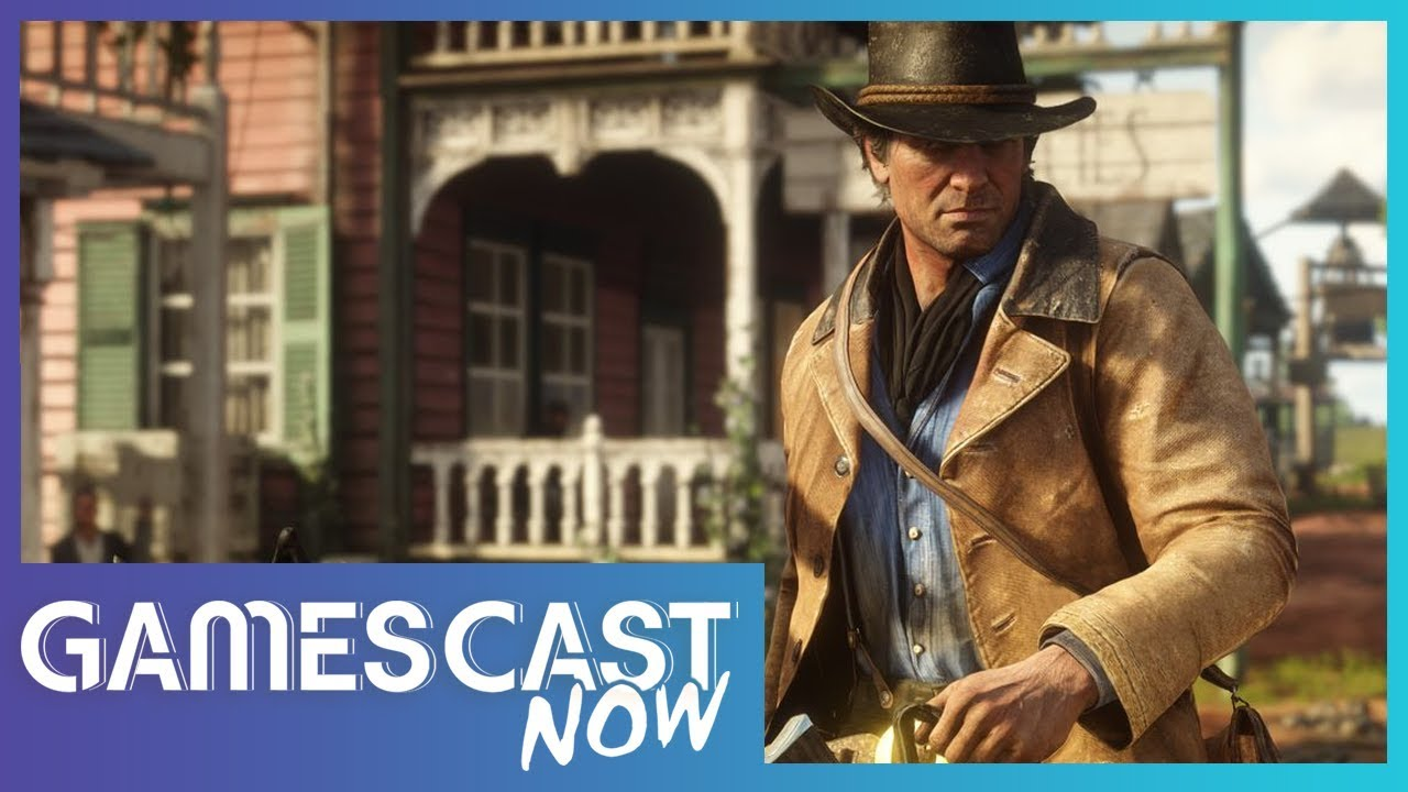 Red Dead Redemption 2 New Gameplay Analysis - Gamescast Now Ep.55 (T.1)