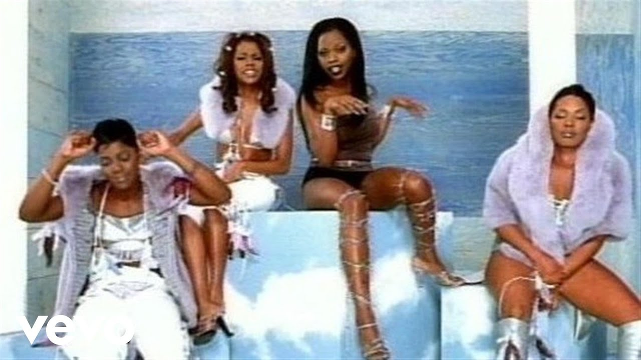 Revisits: Foxy Brown - I Can't ft. Total