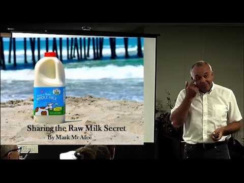Price-Pottenger Presents: Mark McAfee and The Raw Milk Secret