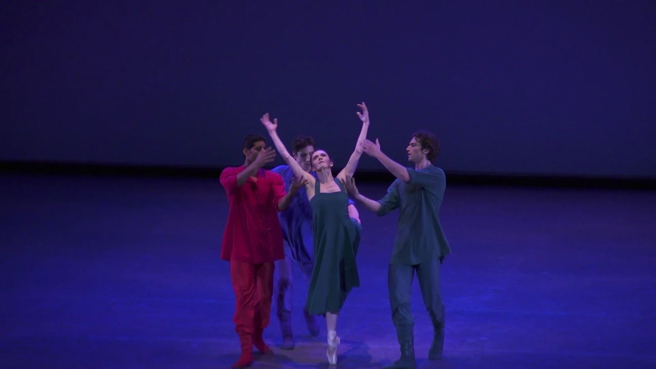 Megan Fairchild on Ratmansky's RUSSIAN SEASONS: Anatomy of a Dance
