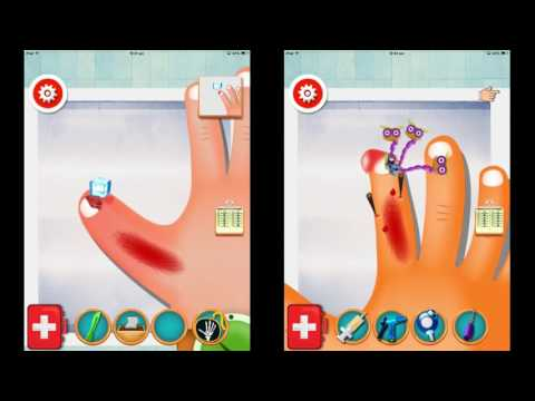 Hand Doctor - doctor game, hand surgery game, treatment games by Gameimax