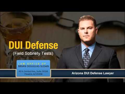 Can The Environment Influence The Results Of Field Sobriety Tests In Arizona?