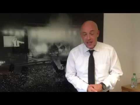 Eine Videobotschaft Des Grafen UNHEILIG