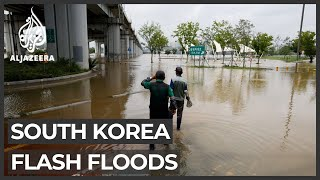 Flash floods, mudslides kill 1…