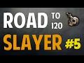 Runescape 2017 | Road to 120 Slayer #5