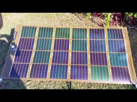 Ez-Out 200w Flexible Roll Out Solar Panel - Rolasolar