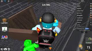 I'm Roblox's Strongest Killer (Murder Mystery ITA)