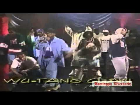 Hip Hop Superstars Freestyle On Arsenio Hall Show (HD)