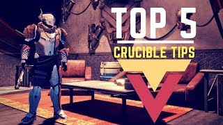 My Top 5 Crucible Tips for Destiny 2