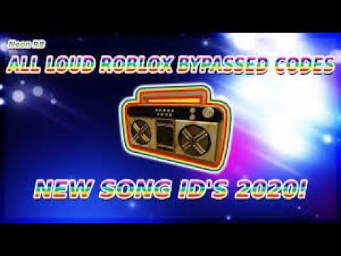 VERY LOUD ROBLOX MUSIC IDS