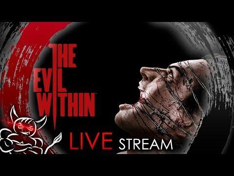 Evil Within - Разминка перед выходом Резьбы :) [Стрим]