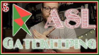 Gatekeeping in the ASL Community | ASL Ponderings/Vlogmas