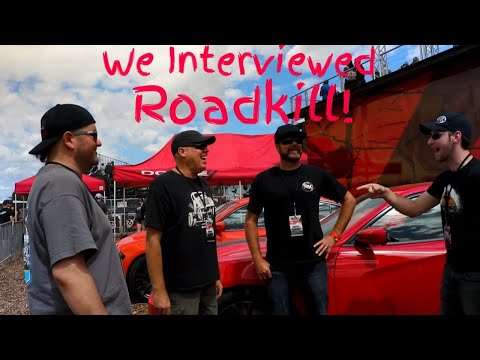 Interview With Mike Finnegan and David Freiburger at Roadkill Nights 2019!