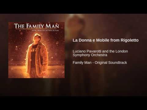La Donna e Mobile from Rigoletto