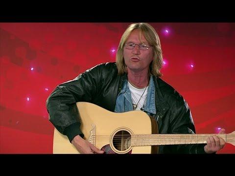 Petri rockar loss i Idol  - Idol Sverige TV4