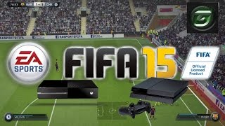 Fifa 15 Gameplay Xbox One/Ps4 (HD)
