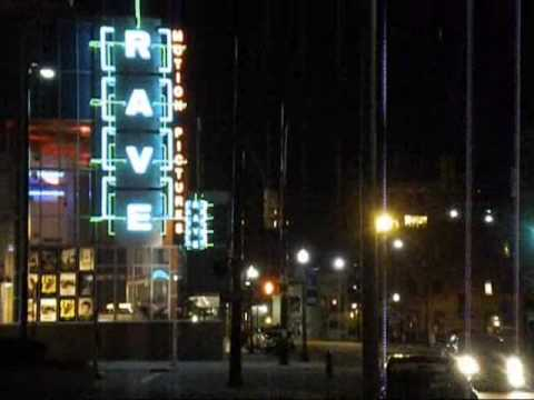 The great city of Kalamazoo!
