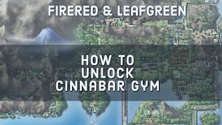 pokemon firered gym