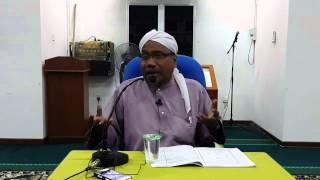Kuliah Maghrib Al Fadhil Ustaz Zakaria Ahmad (Dosa-Dosa Besar) 19/01/2014 (part 1)