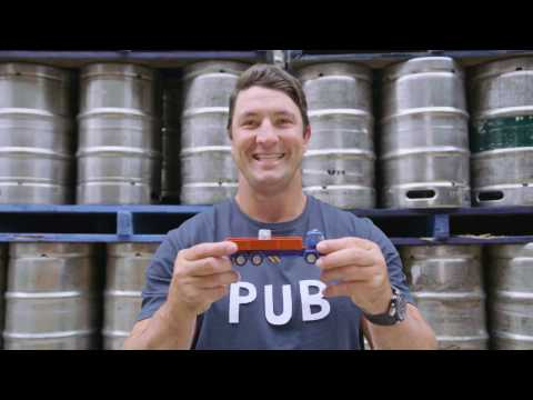Hindy Takes A Tooheys New Brewing Journey