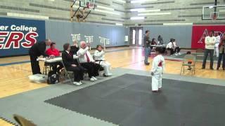 Sacramento Invitational Taekwondo Tournament 2012