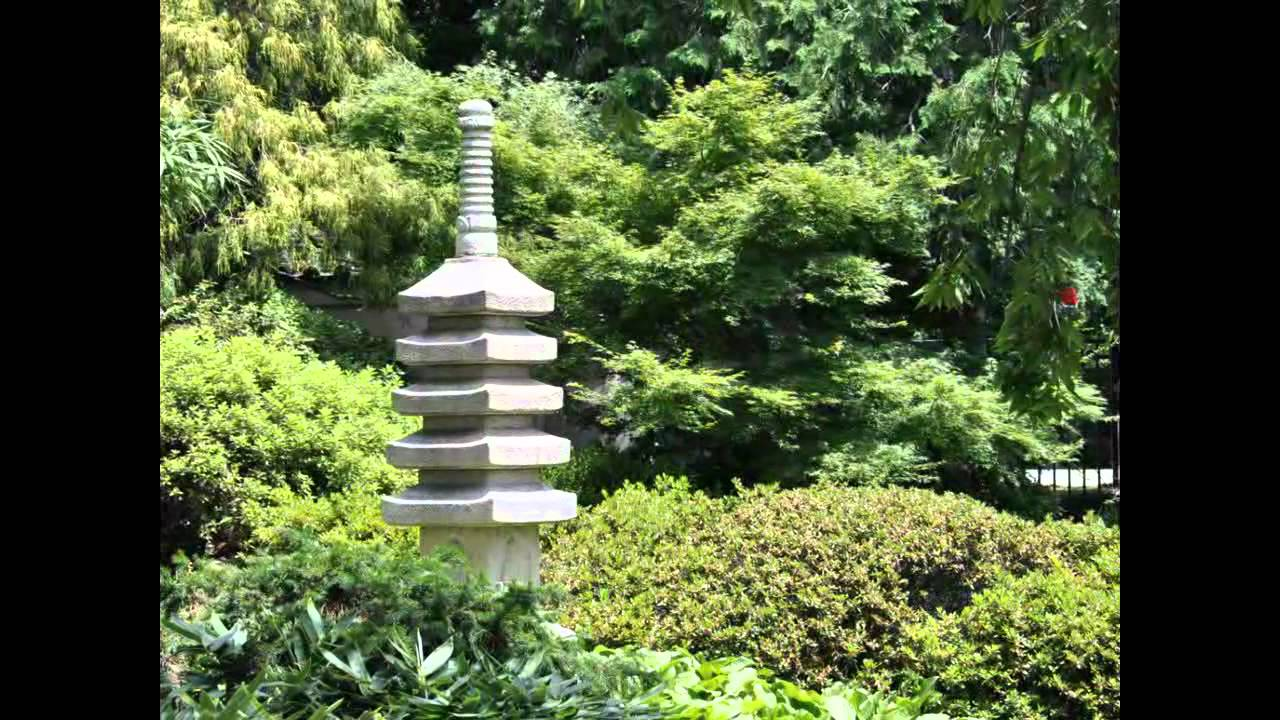 Shofuso Japanese House And Garden Youtube