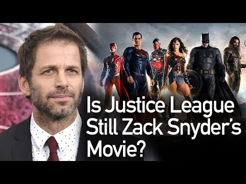 Is Justice League Still Zack Snyder's Movie? Yes And No