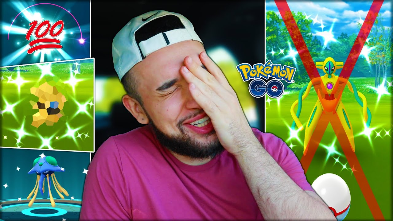 WHY IS THIS HAPPENING TO ME?! (Pokémon GO) thumbnail