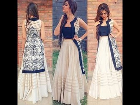 New And Latest Stani Dresses Designs For S 2017 Fashion Flower3