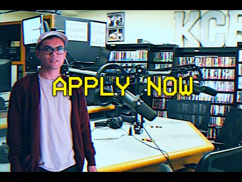 Apply Now - KCR College Radio SDSU