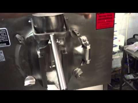 Electrofreeze ft-1 Batch Freezer Ice Cream Machine 35185 www.SlicesConcession.com