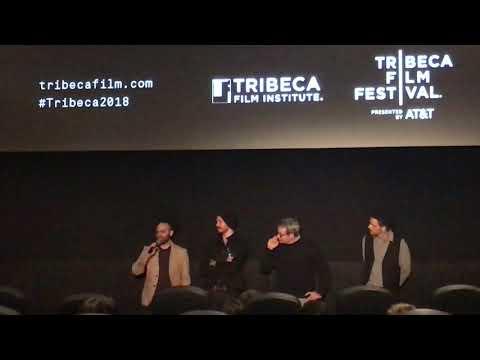 "Tribeca Film Festival - Shawn Snyder Diretor De ""To Dust"""